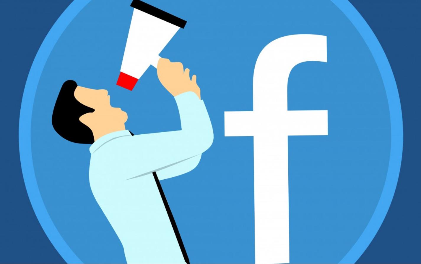 Facebook bedriftsside